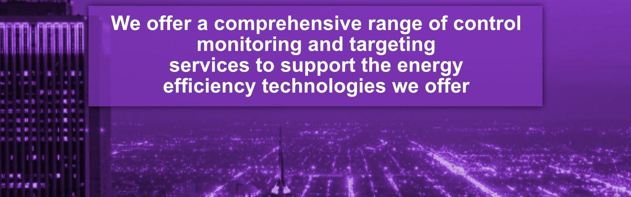 project management - clique energy main title purple city