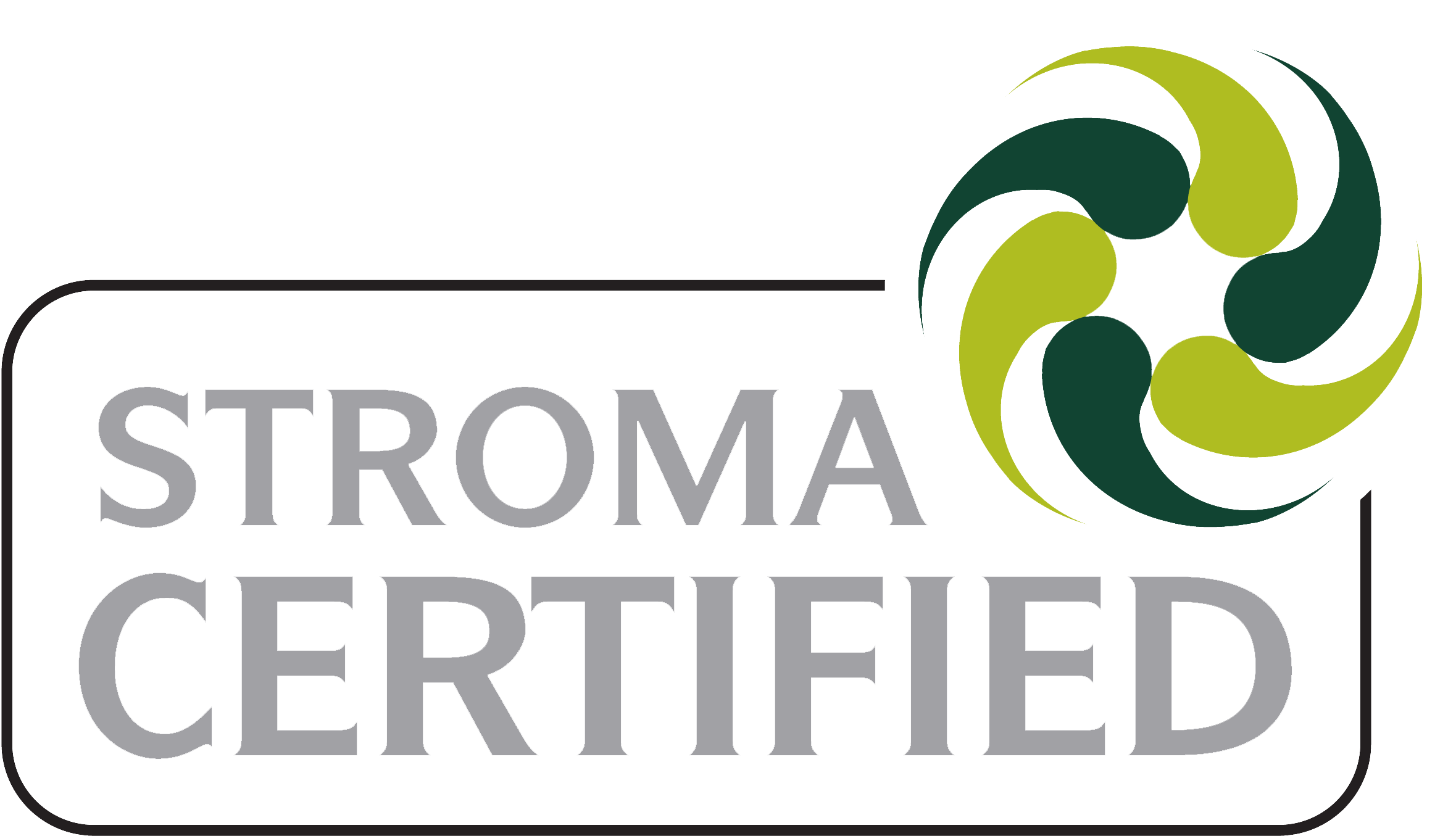 Image result for stroma certification logo